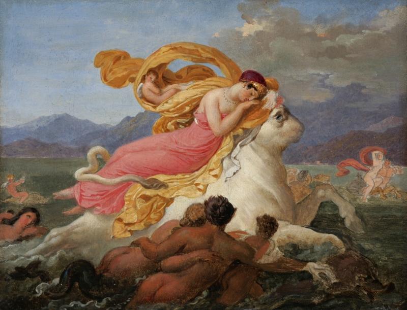 Famous Rape Paintings